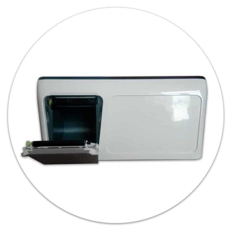 Чековый принтер эвотор 10